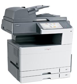 Lexmark-X925-rentaprinter-leie