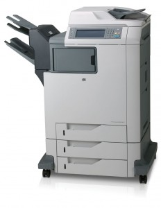 HP Color LaserJet CM4730