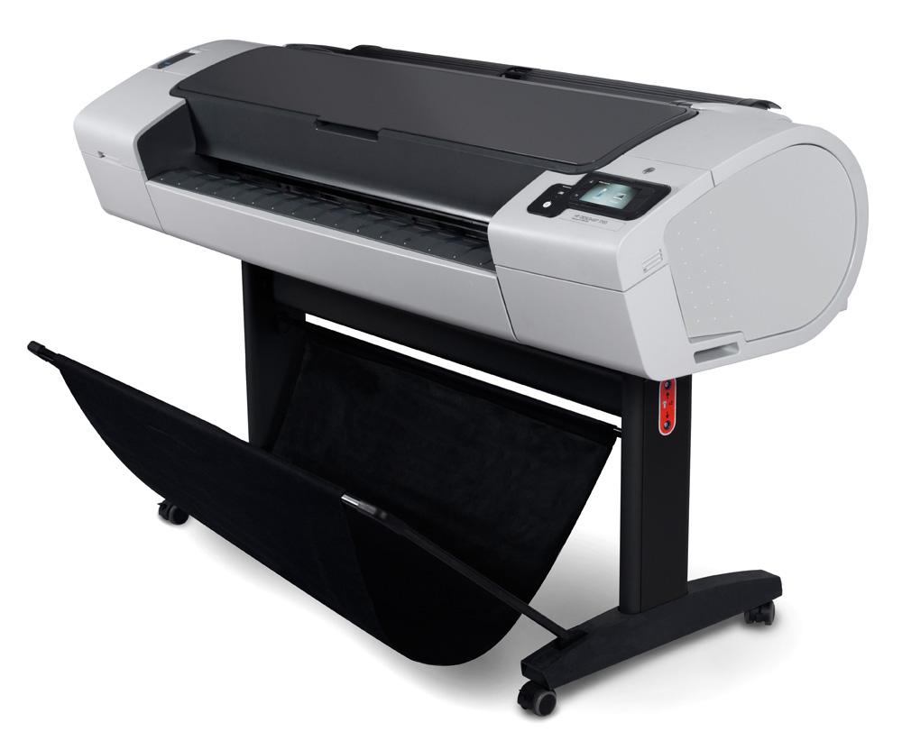 """HP Designjet T790 A0 44"""" postscript e-print"""