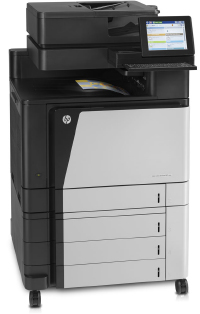 HP Laserjet Enterprise M880z A3 farge laserskriver