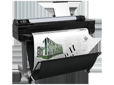 """HP Designjet T520 61cm 24"""" ePrinter"""
