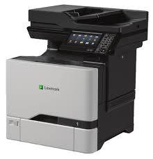 Kontorskriver Lexmark XC4150de A4 farge MFP