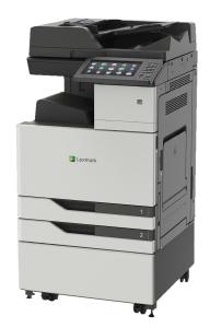 Lexmark XC9235 A3 farge MFP kopimaskin