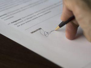 Leieavtale kontorskriver