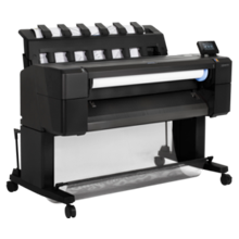 "Leie HP plotter designjet T930 36"" L2Y21A"