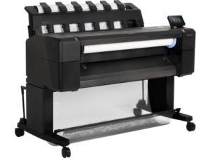 HP storformat plotter