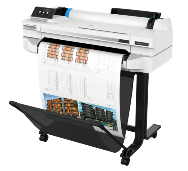 Leie Designjet HP T525