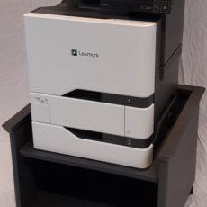 Lexmark XC4150 kabinett og ekstra arkmagasin