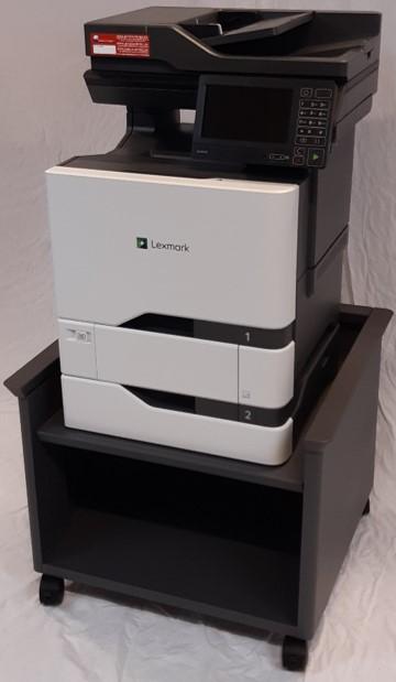 Leie-Lexmark-kontorskriver