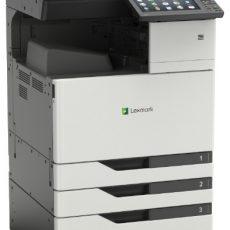 Lexmark XC9235dte med 4 arkmagasiner