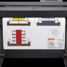 HP DesignJet T650 36″ A0 Storformat