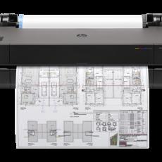 Leie HP Designjet T250 24″ A1