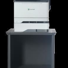 Lexmark XC4240 A4 farge MFP med kabinett